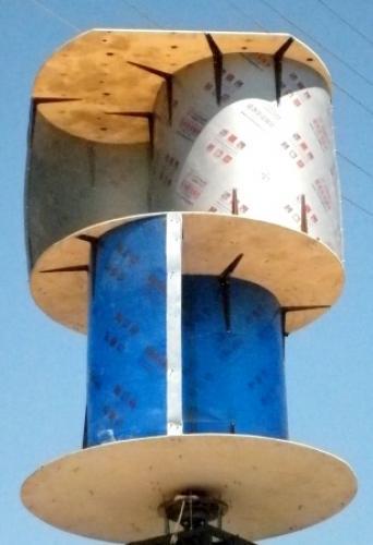 Ветряк своими руками вертикальные