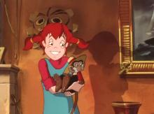 Пеппи Длинный Чулок / Pippi Longstocking (1997) DVDRip