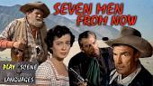 Семь человек с этого момента / В семи трупах отсюда / Seven Men from Now (1956) DVD5 | MVO | VO
