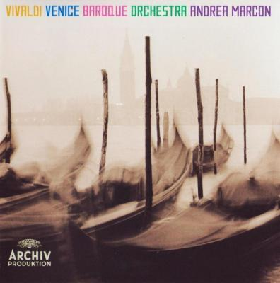 Vivaldi – Concertos and Sinfonias for Strings (Venice Baroque Orchestra, Andrea Marcon) / 2006 DG