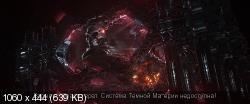 Космический пират Харлок (2013) BDRip-AVC от HELLYWOOD {Расширенная версия | Лицензия}