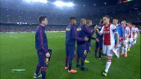 Футбол. Лига Чемпионов 2014-2015. Группа F. 3-й тур. Барселона (Испания) - Аякс (Голландия) [21.10] (2014) HDTV 1080р