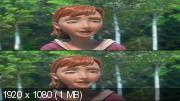 Без черных полос (На весь экран) Эпик 3Д / Epic 3D  (Лицензия) Вертикальная анаморфная