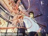 Школа генерального сражения / Shin Majinden Battle Royal High School OVA (1987) DVDRip 480p | AniFilm