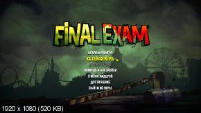 Final Exam [v 1.0.3] (2013) PC | RePack от Audioslave