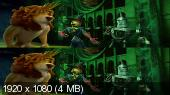 Оз: Возвращение в Изумрудный Город в 3Д / Legends of Oz: Dorothy's Return 3D Вертикальная анаморфная