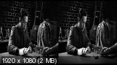 Город грехов 2: Женщина, ради которой стоит убивать 3Д / Sin City: A Dame to Kill For 3D Горизонтальная анаморфная