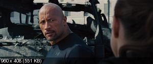 ������ 6 / Furious 6 (2013) BDRip-AVC | DUB | ����������� ������ | ��������