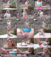Alli Rae - Outdoor Amateur [FullHD] Nubiles (2014) 004.62 MB
