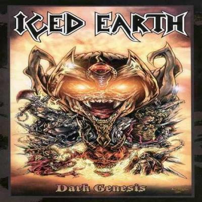 Iced Earth - Дискография [19СD] (1991-2014)