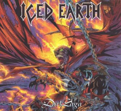 Iced Earth - Дискография [19СD] (1991-2014) (Lossless) + MP3
