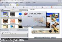 UltraSlideshow Flash Creator Professional 1.60 Rus RePack + Portable by KGS