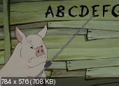 Звероферма / Animal Farm (1954) BDRip-AVC