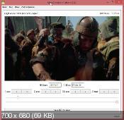 Moo0 Video Cutter 1.07 - производит резку видеофайлов