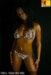 эро фото негритянка