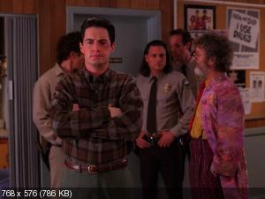 Твин Пикс / Twin Peaks [2 сезон] (1990-1991) BDRip-AVC | iPad