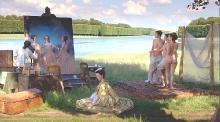 ������� XV: ������ ������ / Louis XV, le soleil noir (2009) DVDRip