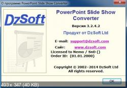 PowerPoint Slide Show Converter 3.2.4.2 (Русификатор)