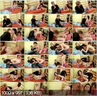 TeenBurg - Alochka - Hot Sex With A Young Slim Coed [HD 720p]