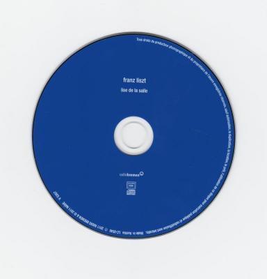 Lise de la Salle (piano) – Liszt / 2011 Naïve