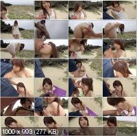 HeyOutdoor - Mayuka Akimoto - Dazzling Outdoor Oral Along Naughty Mayuka Akimoto [FullHD 1080p]