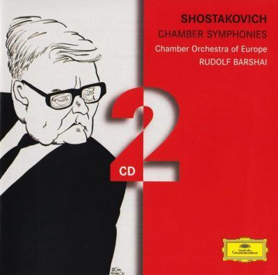 Shostakovich – Chamber Symphonies (Chamber Orchestra of Europe, Rudolf Barshai), 2CD / 2008 DG