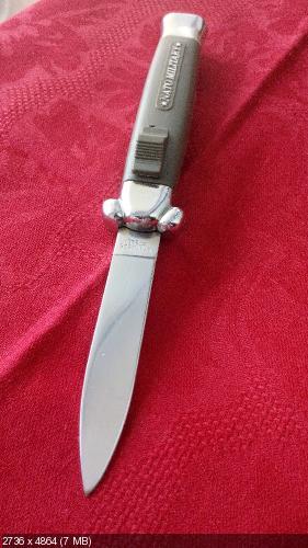 Продам Nato Military / Super Automatic OTF - раритет - Knife