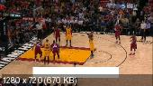 Баскетбол. NBA 13/14. RS: Cleveland Cavaliers @ Miami Heat [25.12] (2014)  HDTVRip 720p | 50 fps