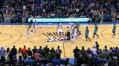 Баскетбол. NBA 14/15. RS: Charlotte Hornets @ Oklahoma City Thunder [26.12] (2014) WEB-DL 720p | 60 fps