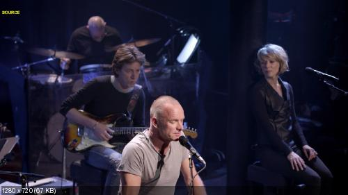 Sting: The Last Ship – Live At The Public Theater (2013) 720p BDRip