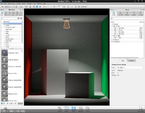 Luxion Keyshot Pro 5.0.99 [x86-x64] (2014/ENG)