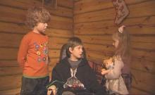 Ой, мороз, мороз! (2005) DVDRip