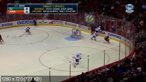 ������. NHL 14/15, RS: San Jose Sharks vs. Anaheim Ducks [31.12] (2014) HDStr 720p | 60 fps
