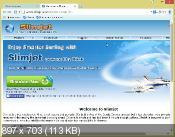 FlashPeak Slimjet 2.1.5.0 - веб браузер