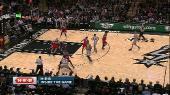 ���������. NBA 14/15. RS: Washington Wizards @ San Antonio Spurs [03.01] (2015) WEB-DL 720p | 60 fps
