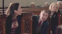 ����� ������ � ���� �� ����������� ������ / Agatha Raisin and the quiche of death (2014) HDTVRip