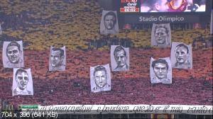 Футбол. Чемпионат Италии 2014-15. 18-й тур. Рома — Лацио [11.01] (2015) HDRip