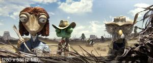 ����� / Rango (2011) BDRip 720p   ��������