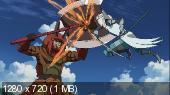 ����� ���� 2 / Sengoku Basara 2 [1-13 ����� �� 13+7 Specials] (2010) BDRip 720p | VO