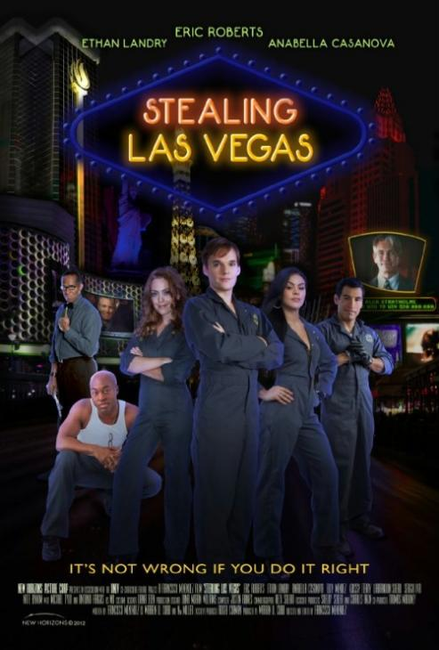 Okraść Las Vegas / Stealing Las Vegas (2012) PL.WEB-DL.Xvid-KiT / Lektor PL