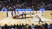 Баскетбол. NBA 14/15. RS: Philadelphia 76ers @ Cleveland Cavaliers [02.02] (2015) WEB-DL 720p | 60 fps