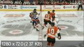 Хоккей. NHL 14/15, RS: New York Islanders vs. Philadelphia Flyers [05.02] (2015) HDStr 720p | 60 fps