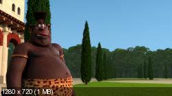 Астерикс: Земля Богов (2014) BDRip 720p от HELLYWOOD {Лицензия}