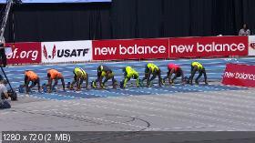 ������ ��������. ������������ � ���������. ������ / New Balance Indoor Grand Prix 2015 [07.02] (2015) WEBRip 720p