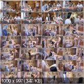 YoungSexParties - Alice, Inga - Teens Fuck In Pairs And More [HD 720p]
