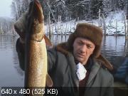 На рыбалку (Рыбалка в Восточной Сибири) Клайская щука перед ледоставом (2006) DVDRip