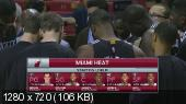 Баскетбол. NBA 14/15. RS: New Orleans Pelicans @ Miami Heat [21.02] (2015) WEB-DL 720p