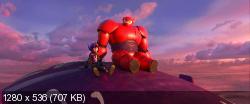 Город героев (2014) BDRip 720p | iTunes, A