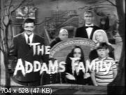 Семейка Аддамс [1 сезон: 1-34 серии из 34] (1964-1965) DVDRip