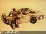 Старый автомобиль (1992) VHSRip